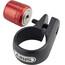 ABUS NutFix M5 SPC 31,8 Diebstahlsicherung Sattelstütze rot